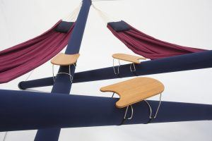 Cocktail Table Hammock