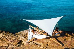 Triangle Sunshade Original