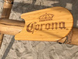 Engraved Cocktail Table Hammock