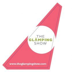 Promotional Banner design The Glamping Show
