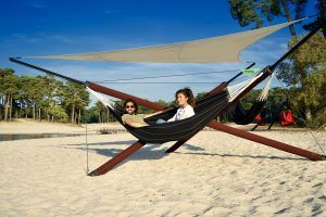 Triangle Sunshade Hammock