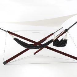 Triangle Sunshade Hammock